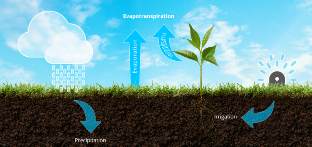 Evapotranspiration Control4 GreenIQ