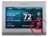Picture of Honeywell Wi-Fi Thermostat Control4 Driver