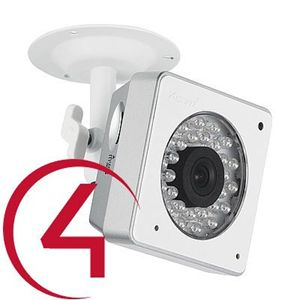Picture of Y-Cam Cube IP Camera Control4 Driver License