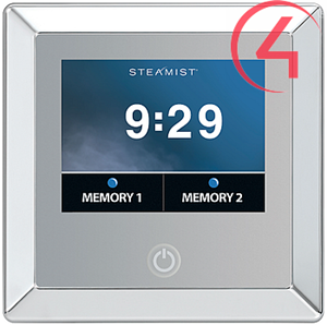 Picture of Steamist Home Spa System Control4 Driver