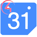 Picture of Google Calendar Control4 Driver