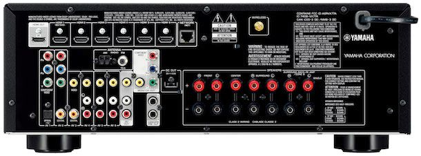 HouseLogix  Yamaha RX Series Receiver Control4 IP Driver