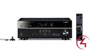 Picture of Yamaha RX Series Receiver Control4 IP Driver