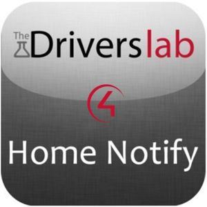 Picture of Home Notify Control4 Driver License