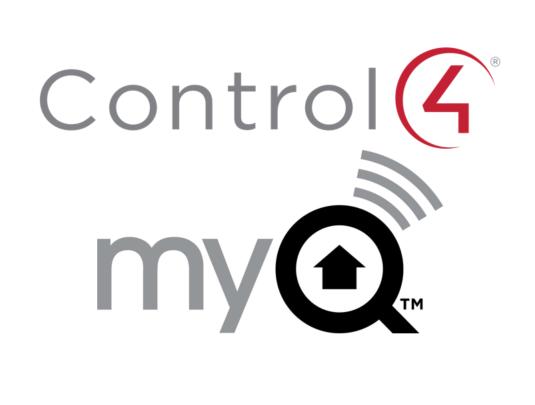 houselogix  myq control4 driver