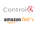 Picture of Amazon FireTV IP Control4 Driver License