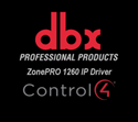 Picture of dbx ZonePRO 1260 IP Control4 Driver