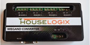Picture of Wiegand to Serial Converter & Control4 Driver