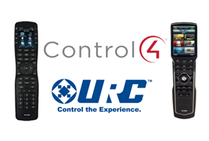 Picture of URC Remote Control4 Integration