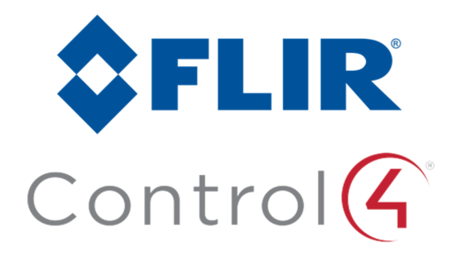 houselogix flir ip camera control4 driver