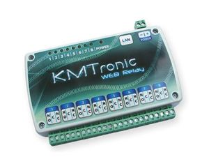 Picture of KMTronic IP 8 Relay Board Driver