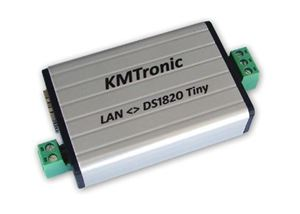 Picture of KMTronic IP Temperature Monitor (Unlimited boards)