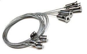 Picture of Ceiling Suspension Cable Kit for LED Panel Light