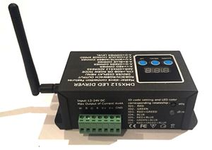 Picture of Wireless 4-Ch RGBW DMX Decoder