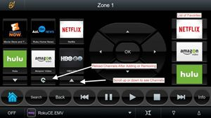 Picture of Roku Driver for Elan - Free