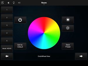 Picture of Generic Color Wheel for ANY RGB Lights